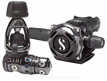 Automat Scubapro MK25/A700  Carbon Black Tech