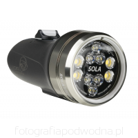 Lampa podwodna video Light&Motion SOLA Video 2500 S/F